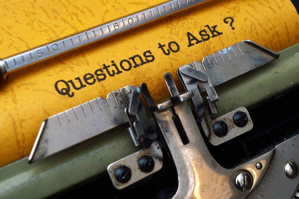 Asking versus Telling